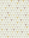 98341 Oslo is a beautiful Neutral / Gold Geometric Wallpaper from Holden Decor