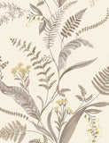 98541 Cembra is a beautiful Cream / Grey Floral Wallpaper from Holden Decor