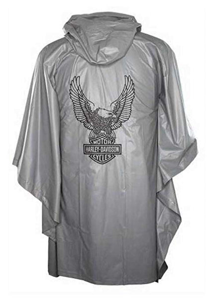 Harley Davidson Upwing Eagle Waterproof Poncho