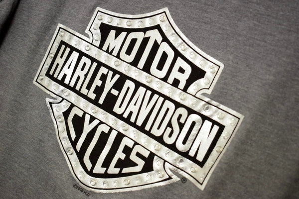 Harley Davidson Women's Dashing HarleyWorld Dealer T-Shirt Harley-Davidson®- HarleyShop