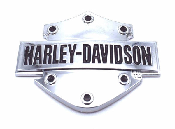 Harley Davidson Chrome Bar & Shield 3D Decal Harley-Davidson®- HarleyShop