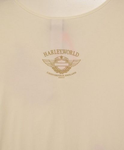 Harley Davidson Indefinite Twist HarleyWorld Dealer T-Shirt Harley-Davidson®- HarleyShop