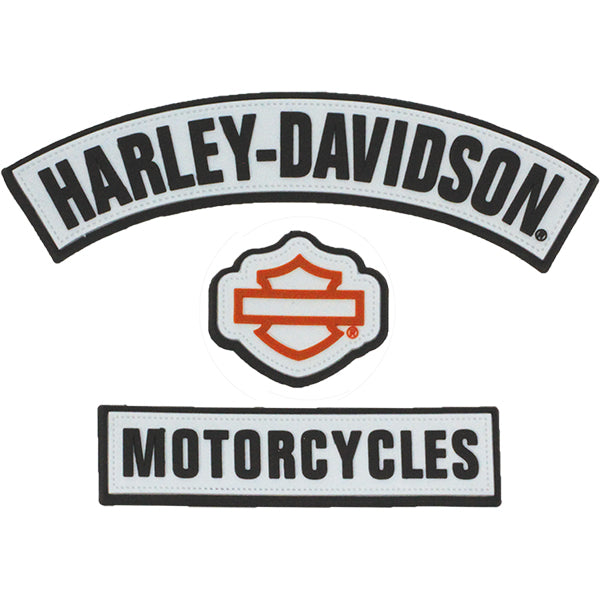 Harley Davidson PVC Harley Rockers 3D Decal