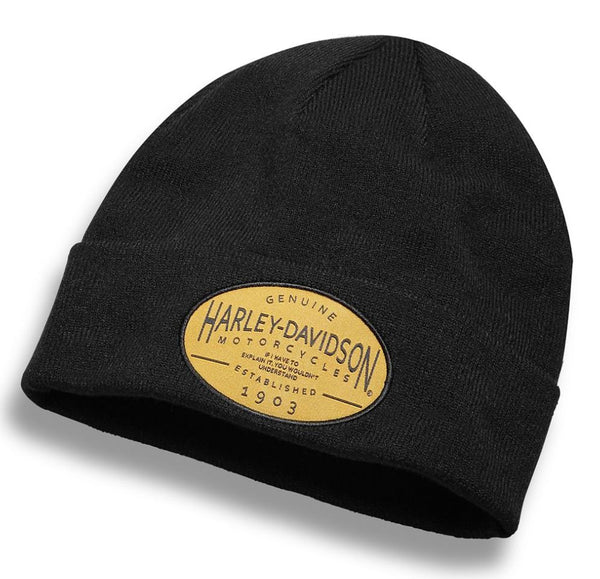 Harley Davidson Men's You Wouldn't Understand Knit Hat Harley-Davidson®- HarleyShop