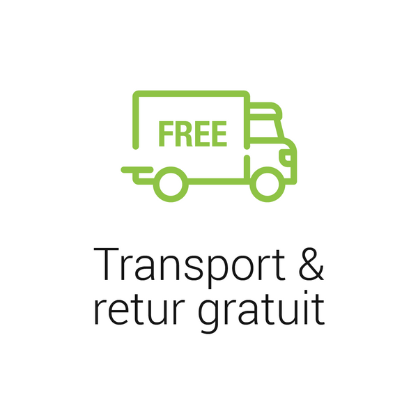 transport gratuit retur