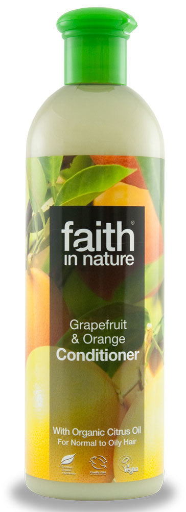 Balsam Grapefrugt & Orange 400 ml.