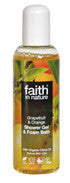 Shower gel Grapefrugt & Orange 100 ml.