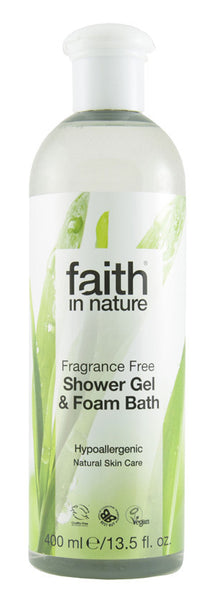 Shower gel Fragrance Free