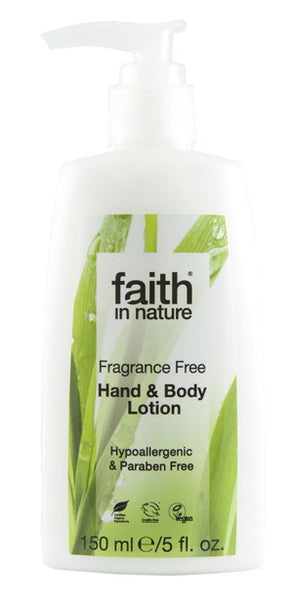 Fragrance Free Body Lotion
