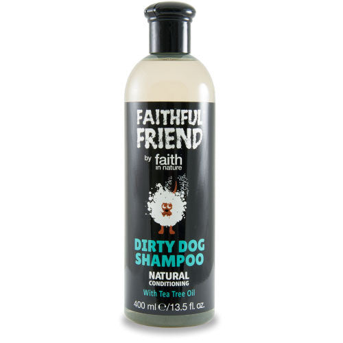 Dirty Dog hunde shampoo Tea Tree