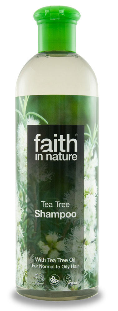 Shampoo Tea tree 250 ml.