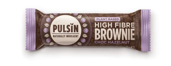 High fibre Brownie Choc Hazelnut