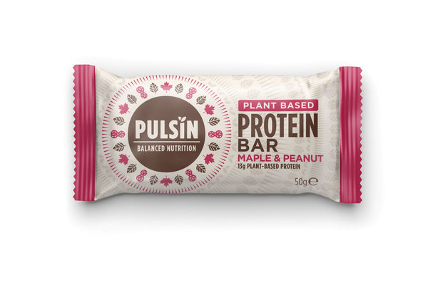 Protein booster Maple and Peanut