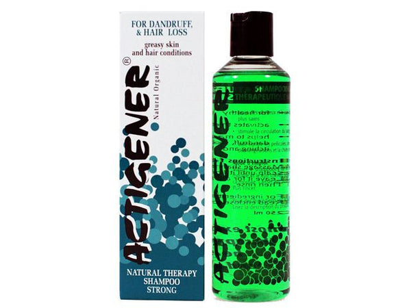 Actigener shampoo strong 250 ml.
