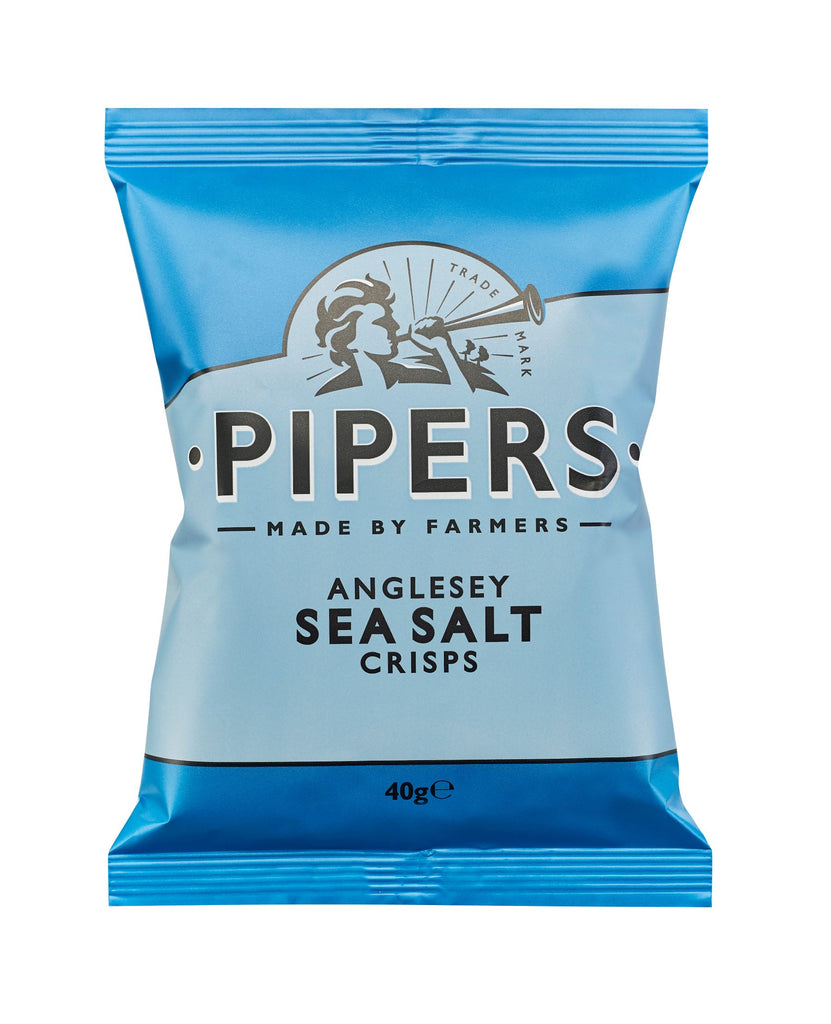 Sea Salt chips 40 gram