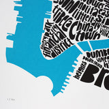 Map of NYC - small, Ursula Hitz - CultureLabel - 3 (crop- bottom left corner)