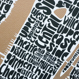 Map of NYC - gold/anthracite, Ursula Hitz - CultureLabel - 2 (crop)
