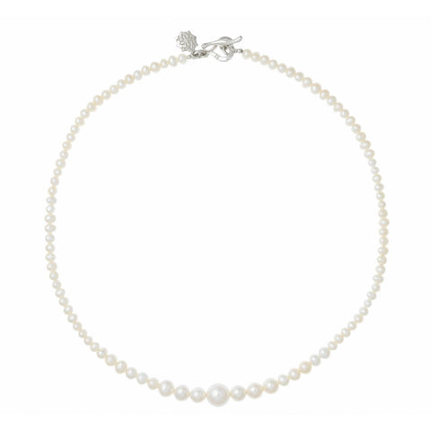 Graduated Freshwater Pearl Necklace, The National Gallery - CultureLabel - 1