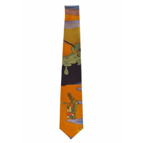 Cricket Painting Tie, Peter Doig - CultureLabel - 1