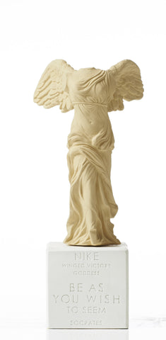 Winged Nike Sculpture, The Courtauld Gallery - CultureLabel