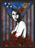 American Princess (Stars and Stripes), Copyright - CultureLabel - 2