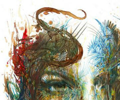 The Tempest, Carne Griffiths Alternate View