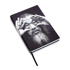 Ai Weiwei Hardback Notebook and Tote Bag, Royal Academy Alternate View