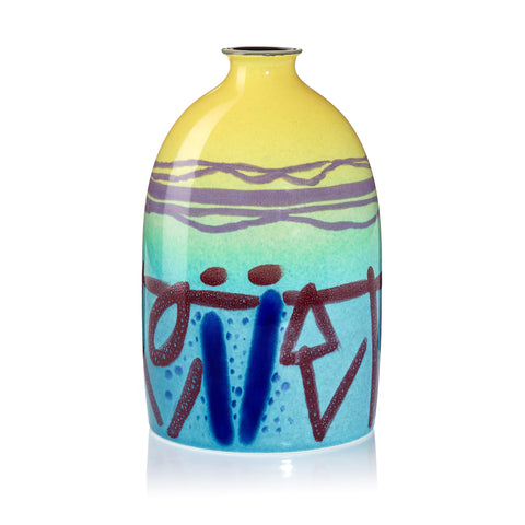 Twilight Medium Bottle Vase, Barbara Rae - CultureLabel - 1