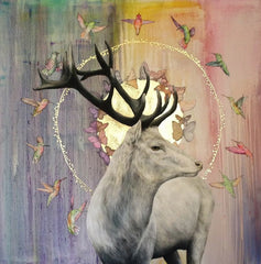 Between Worlds, Louise McNaught
