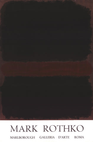 Marlborough Galleria D'arte Roma, Mark Rothko - CultureLabel - 1