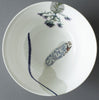Aster and Plantain Grass on Bed of Willow China Serving Bowl - CultureLabel - 1