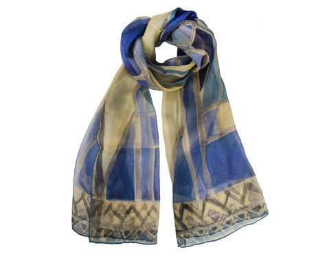 Bloomsbury Duncan Grant Scarf, The Courtauld Gallery - CultureLabel