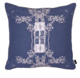 Trinidad Cushion (Distant Blue), KOUAMO - CultureLabel - 3