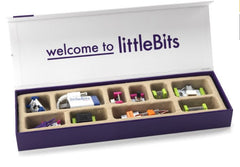 LittleBits Electronics Base Kit, The Science Museum Alternate View