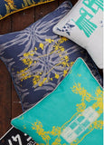 Jutias Cushion (Night Sea), KOUAMO - CultureLabel - 4
