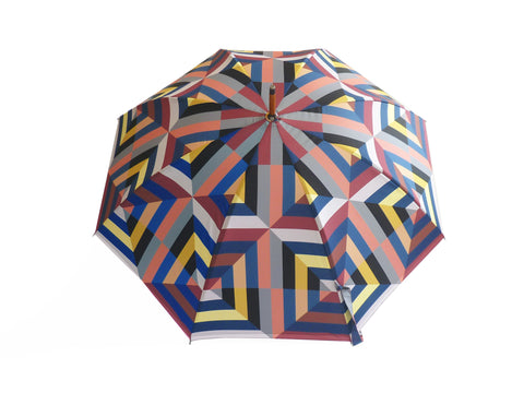 Walking Stick Umbrella Print U12, David David - CultureLabel - 1