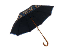 Walking Stick Umbrella Print U13, David David Alternate View