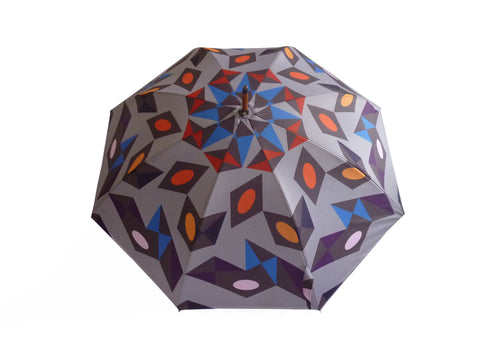 Walking Stick Umbrella Print U7, David David - CultureLabel - 1