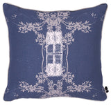 Trinidad Cushion (Distant Blue), KOUAMO - CultureLabel - 1
