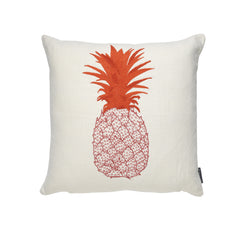 Pineapple - Pink & Orange, Fine Cell Work