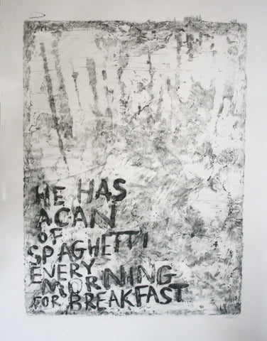 A Can of Spaghetti, Janet Milner - CultureLabel - 1