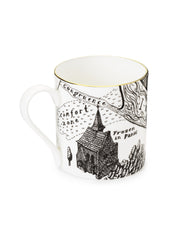 A Map of Days Mug, Grayson Perry