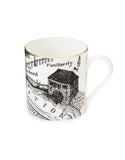 A Map of Days Mug, Grayson Perry - CultureLabel - 3
