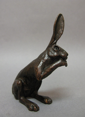 Grooming Hare, David Meredith