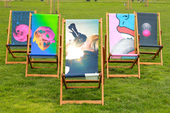Master Warhol Deckchair, Schoony Alternate View
