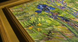 Iris by Vincent Van Gogh 3d Reproduction, Verus Art