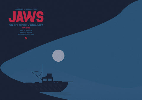Jaws 40th Anniversary, Matt Needle - CultureLabel - 1