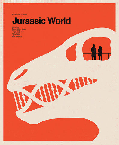 Jurassic World, Matt Needle - CultureLabel - 1