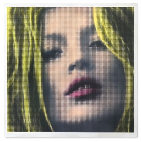 Kate Moss, Nick Holdsworth - CultureLabel - 1