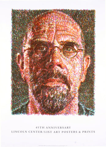 Self Portrait, Chuck Close - CultureLabel - 1